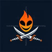 Pirate Alien Logo