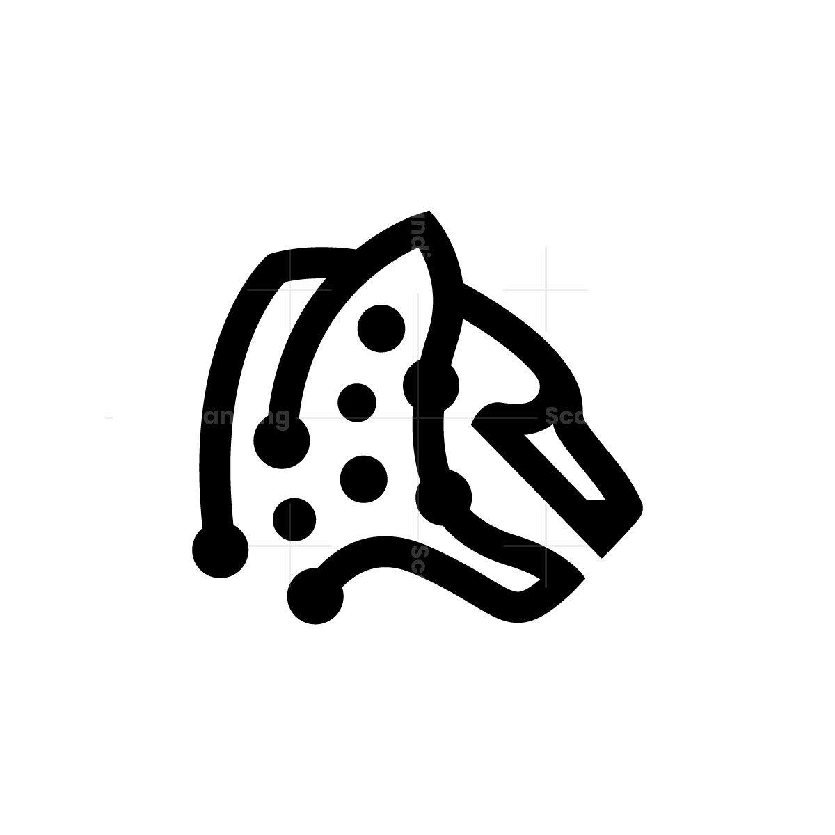Black Cheetah Logo