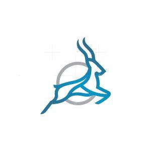 Gazelle Logo Impala Logo