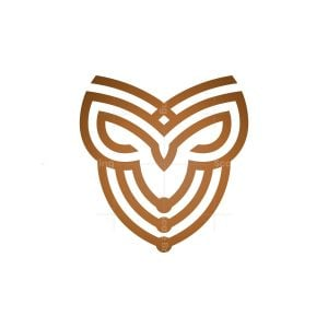 Brown Owl Logo Owl Logo