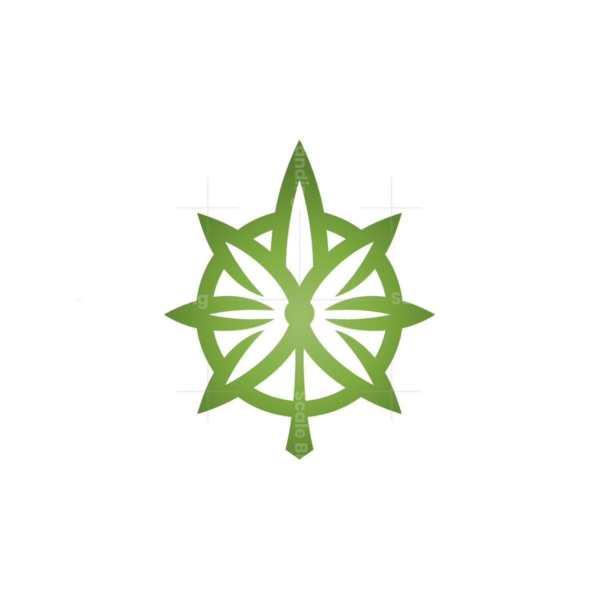Compass Cannabis Logo