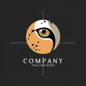 Cheetah Eye Logo