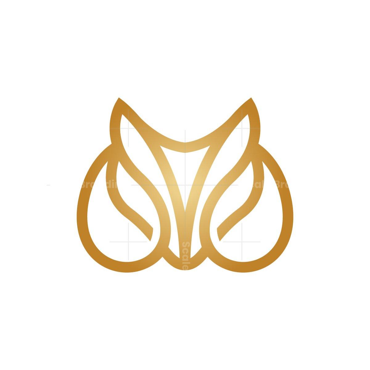 Golden Fox Drops Logo
