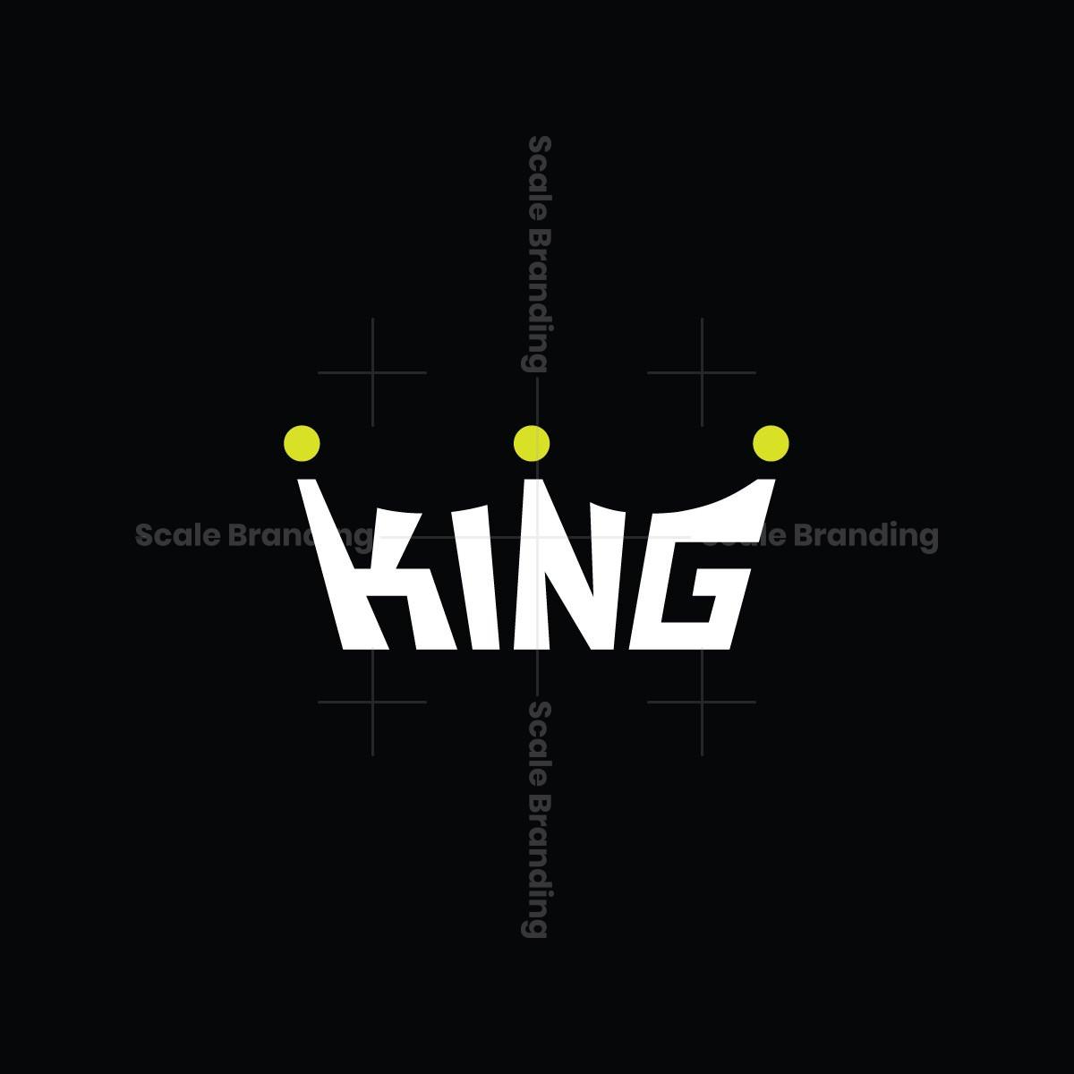 King Crown Logotype