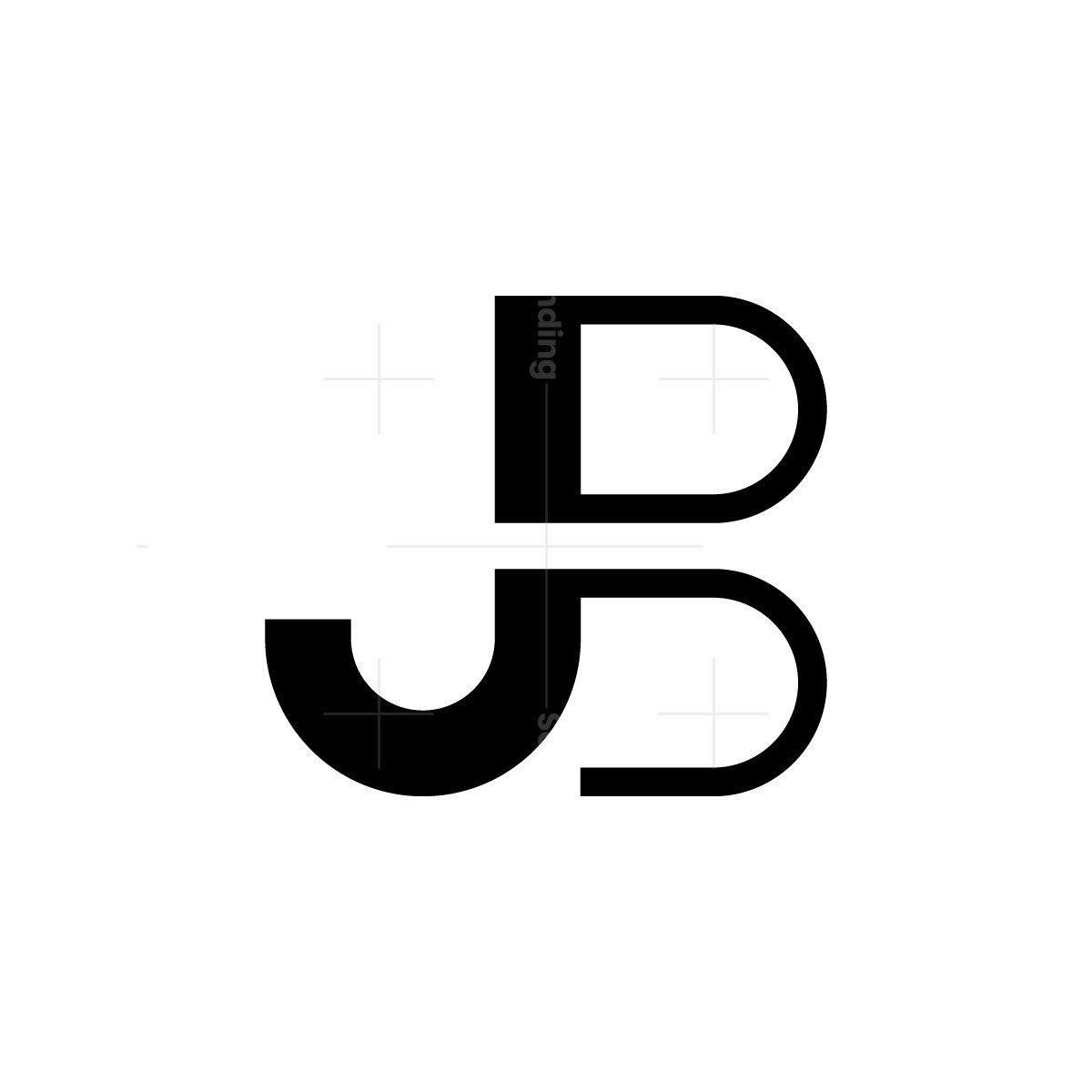 Letter Jb Logo