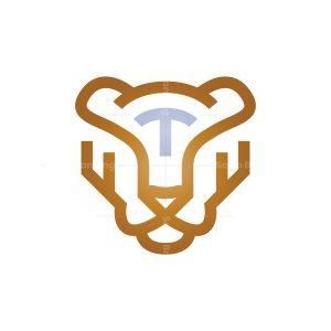 Wild Tiger Logo Tiger Head Logo