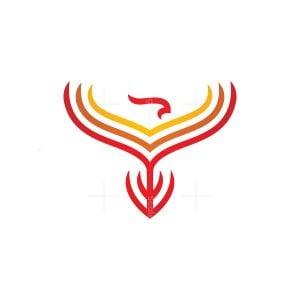 Spread Wings Phoenix Logo