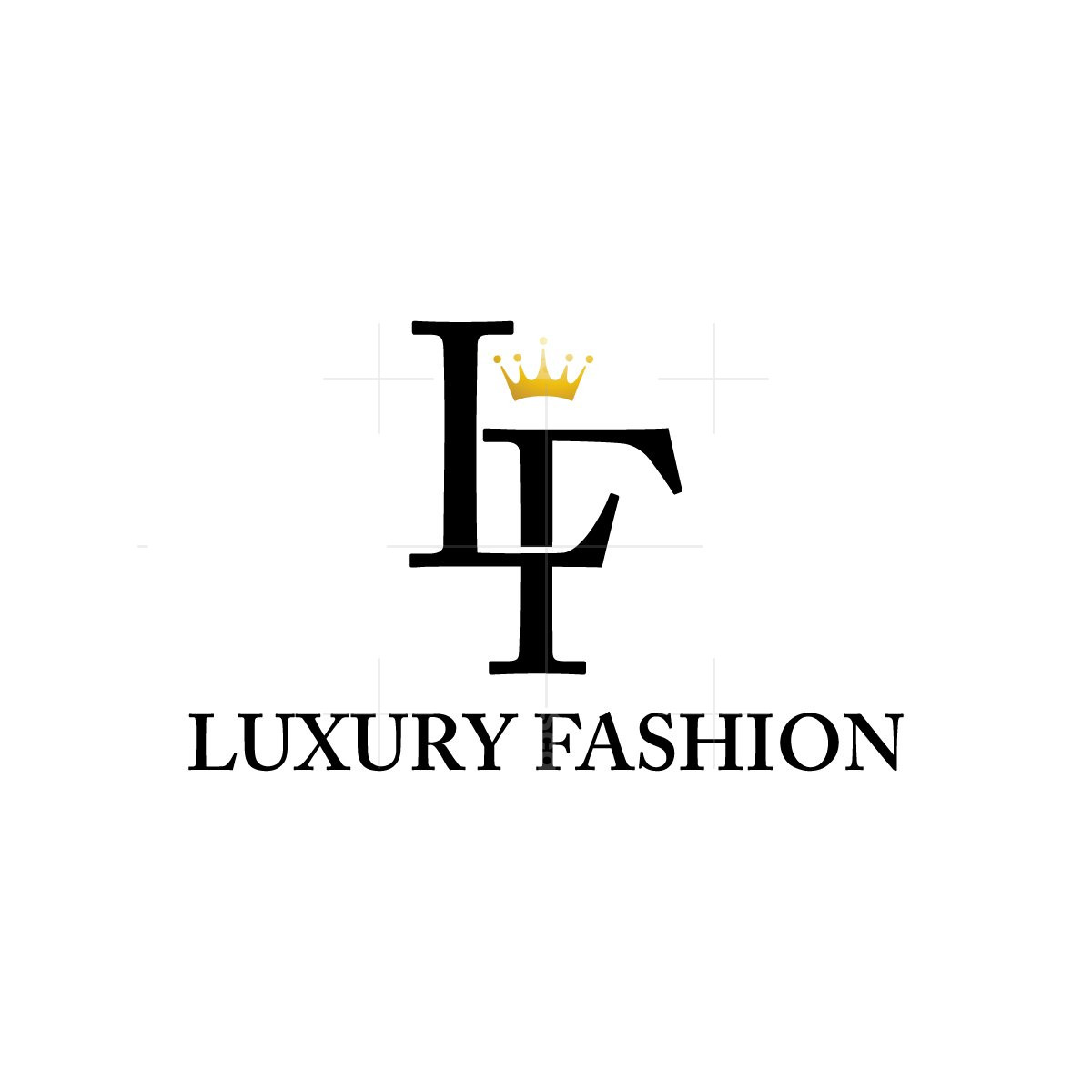Luxury Fashion Logo