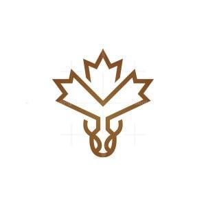 Maple Moose Logo