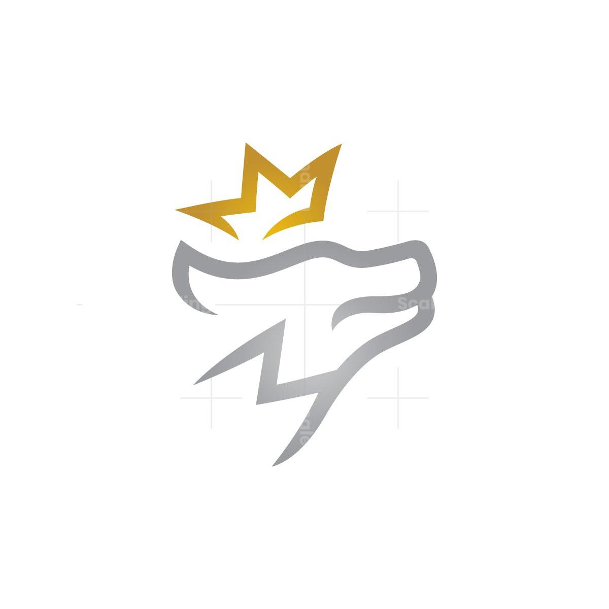 Royal Silver Wolf Logo