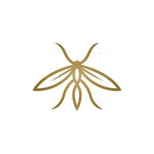 Golden Mosquito Logo