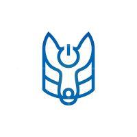 Power Energy Wolf Logo