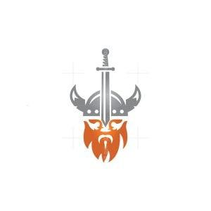 Sword Viking Logo
