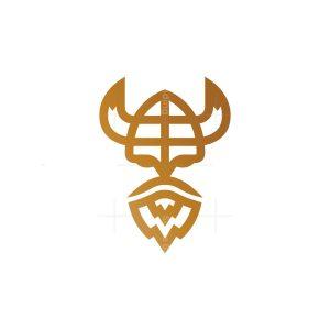 Bearded Viking Logo
