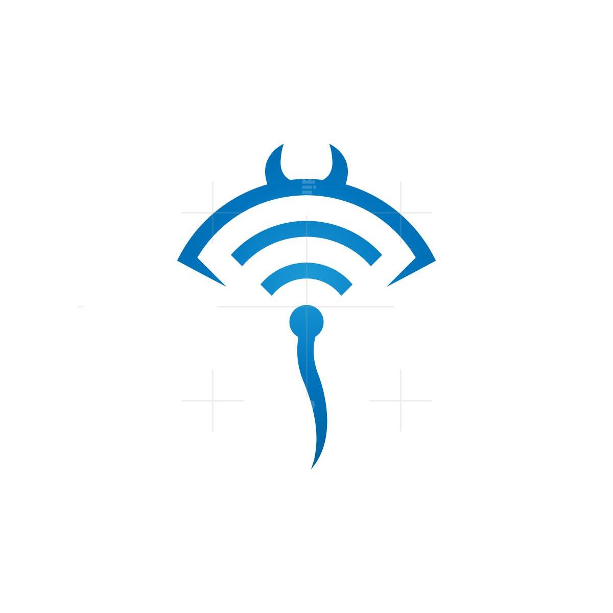 Technology Stingray Logo Manta Ray Logo
