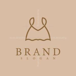 Women Dress Love Logo