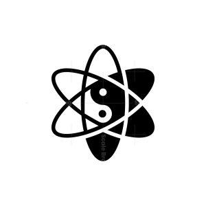 Yin Yang Nucleus Logo