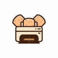 Bread Printing Logo
