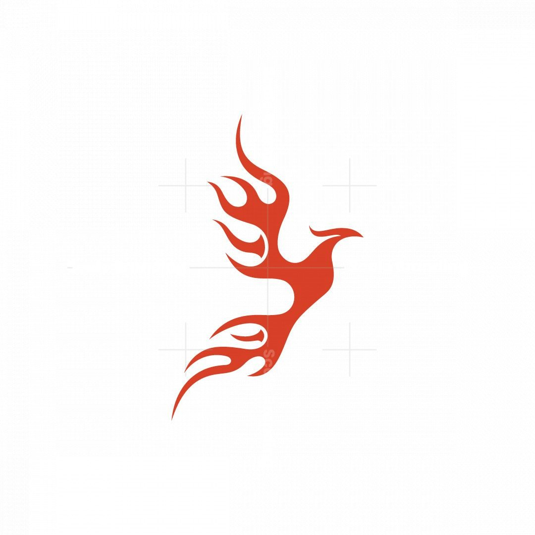 Beautiful Phoenix Logo