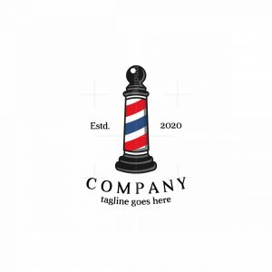 Chess Barbershop Logo
