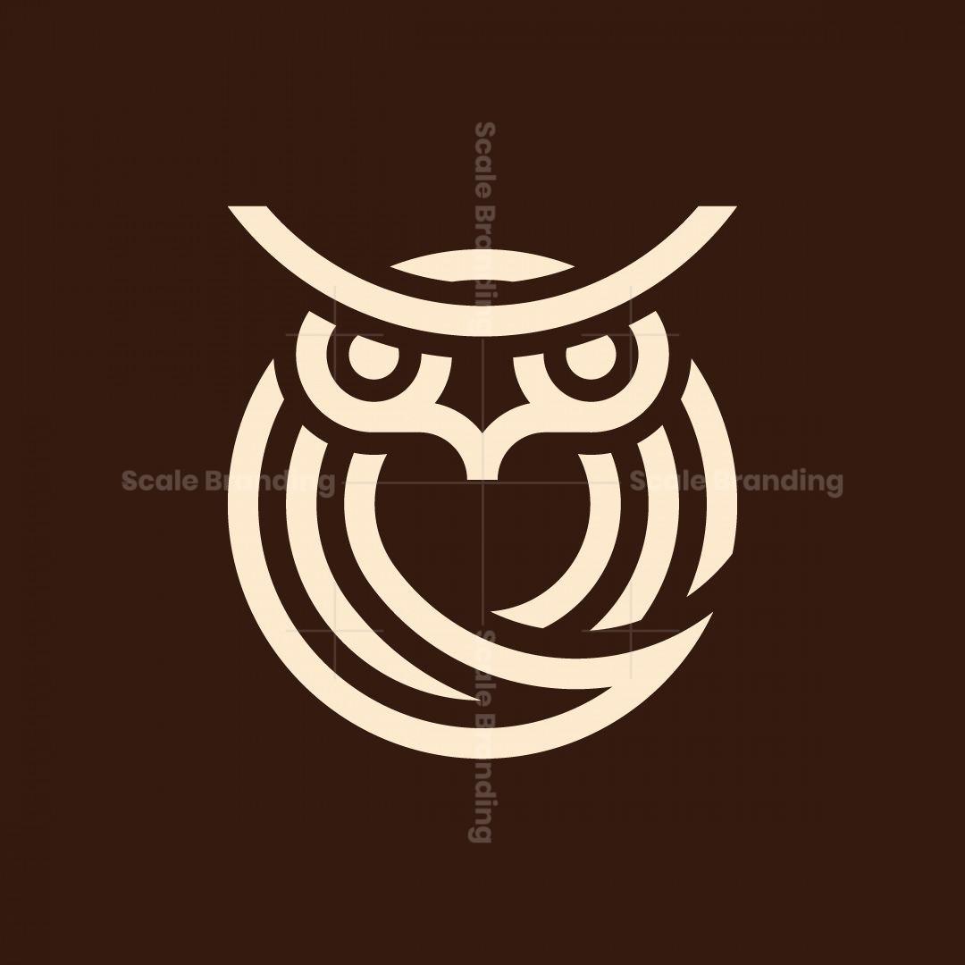 Circle Owl Logo
