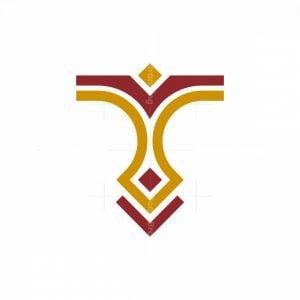 Cool Letter T Logo