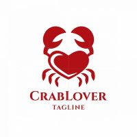 Crab Lover Logo