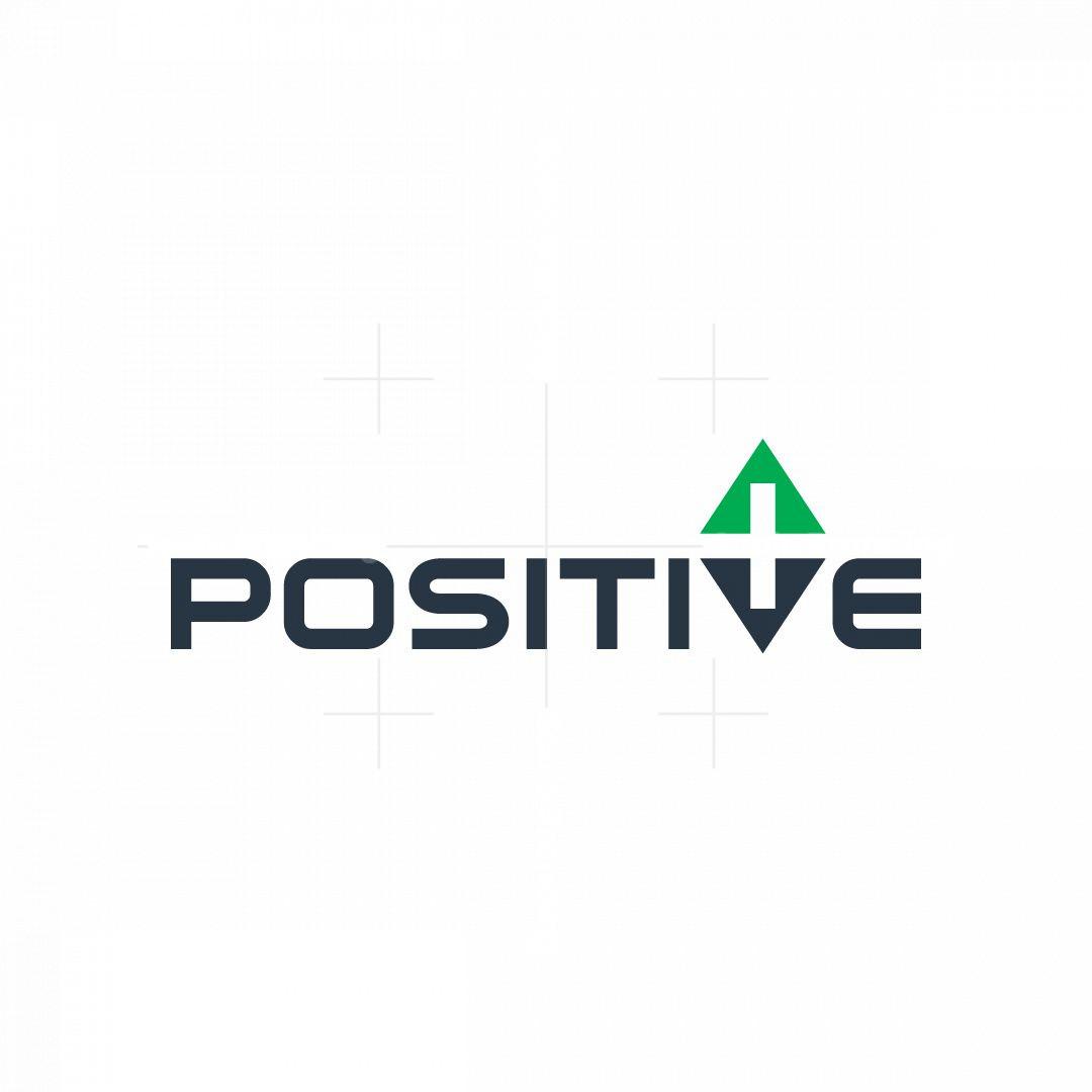Creative Positive Logo