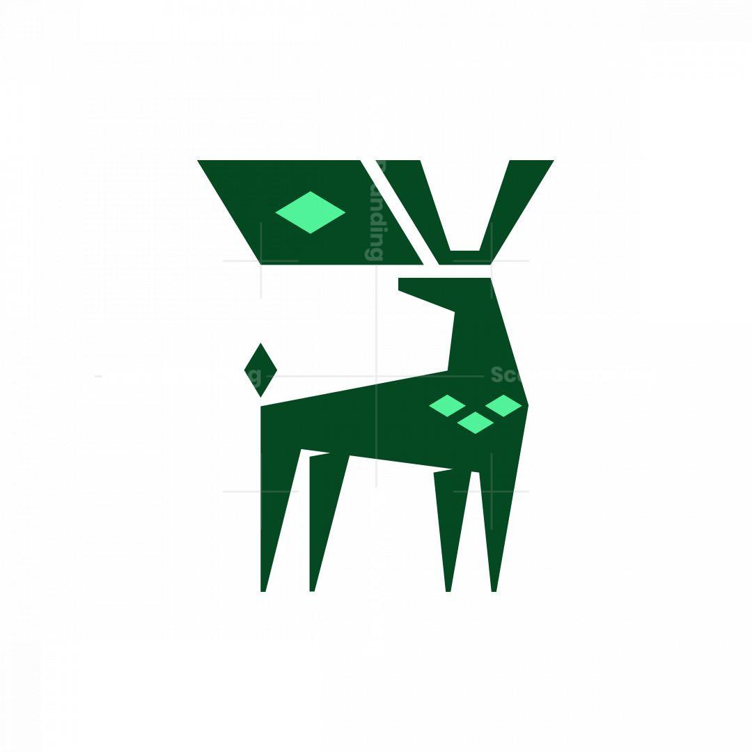 Deer Flag Logo