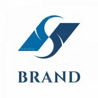 Dynamic Hook Letter S Logo