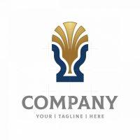 Elegant Letter Y Shell Logo