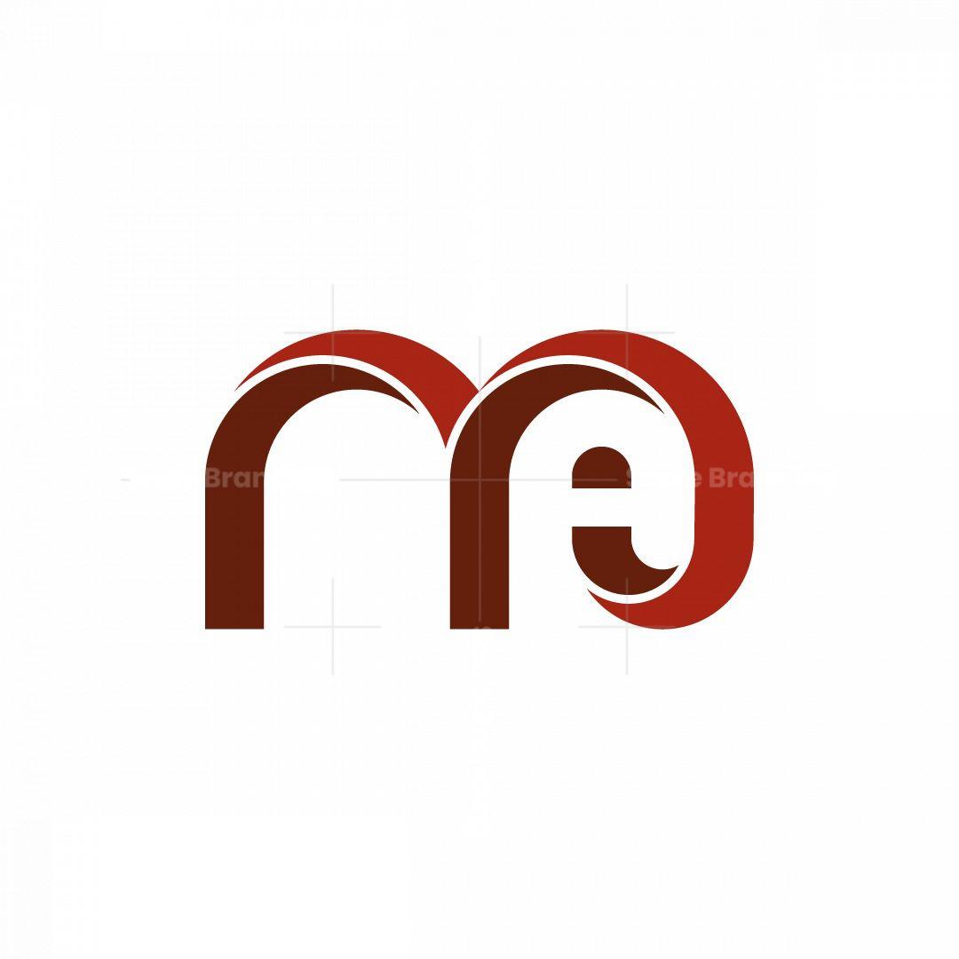 Elephant Ma Am Monogram Logo