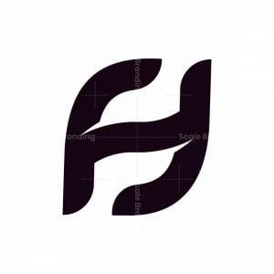 Ffh Birds Monogram Logo