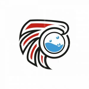 Falcon Laundry Cleaners Logo