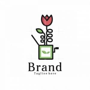 Flower In The Box Logo