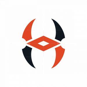 Gaming Letter H Logo