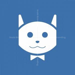 Modern Cat Logo