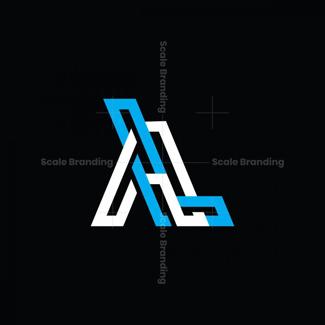Al Or La Monogram Logo