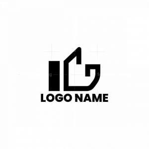 Letter G Like Logo