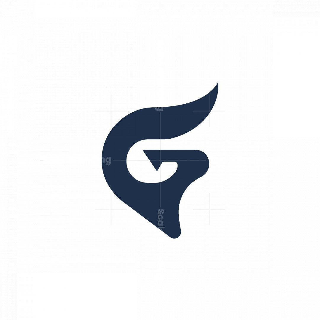 Letter G Stylish Logo