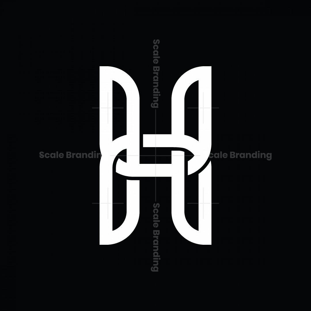 Letter H Monogram Logo