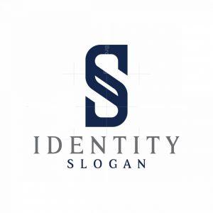 Letter S Modern Logo