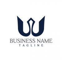 Letter W Elegant Logo