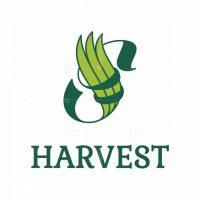Letter S Harvest Logo