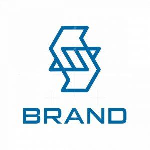 Letter S Tech Portal Logo