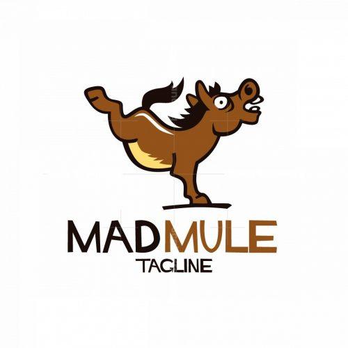 Mad Mule Logo