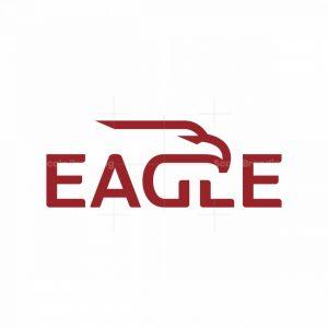 Masculine Eagle Logo