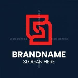 Modern S Elegant Logo