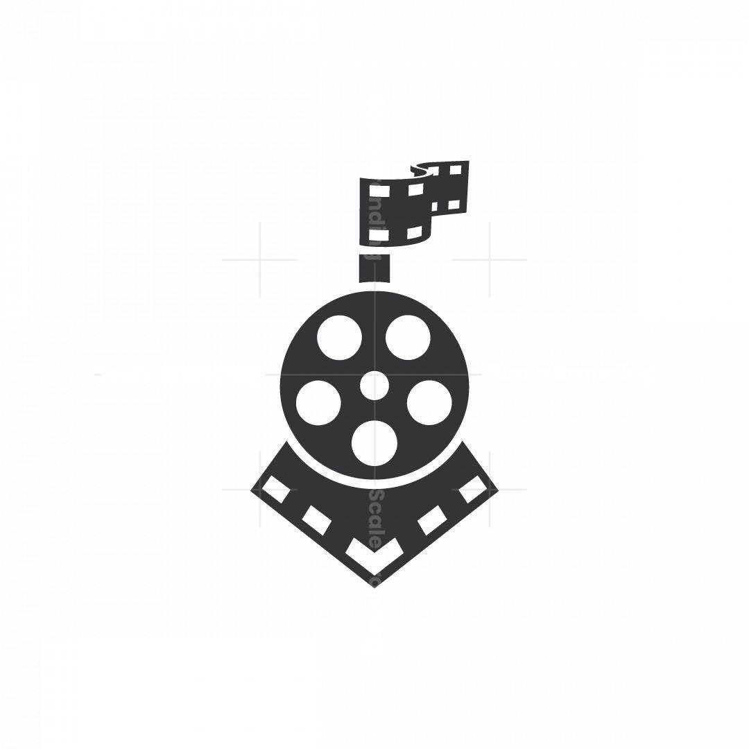 Movie Train Logo