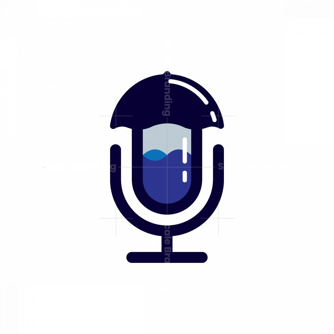 Beach Podcast Logo